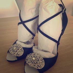 Badgley Mischka High Heels